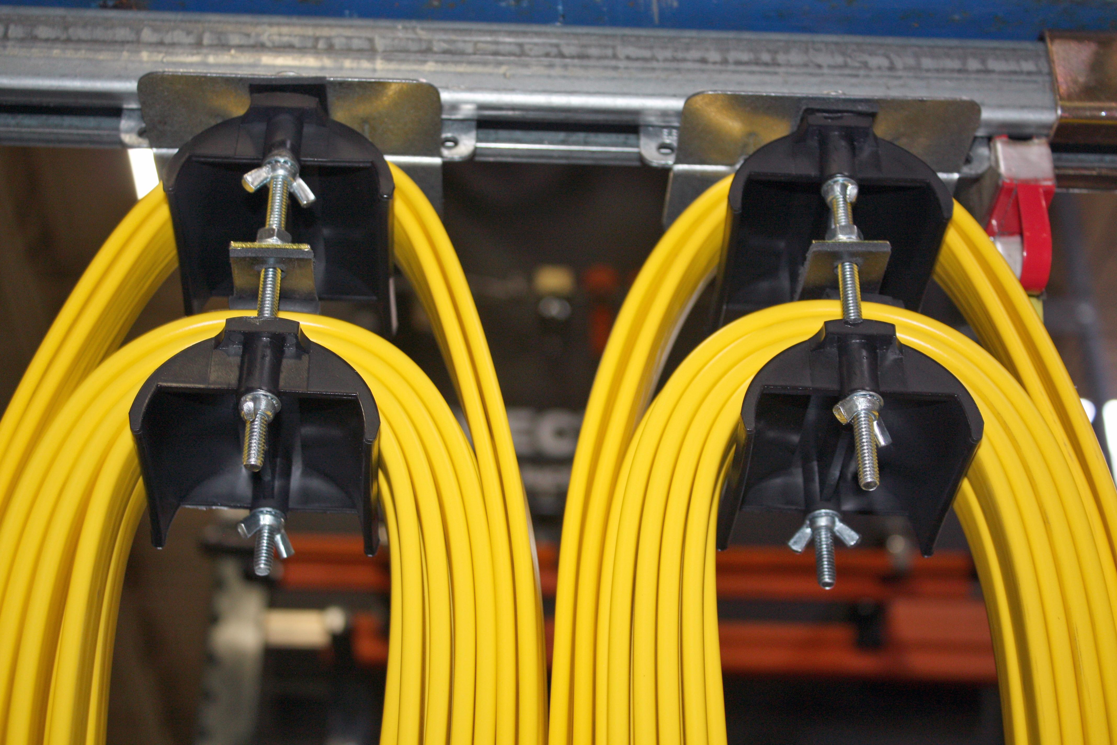 Product Profile Fiber Optic Festoon System